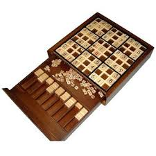 Sudoku Wooden Board Game Instructions Cheap Best Sudoku Game find Best Sudoku Game deals on line at 1
