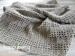 Free Crochet Afghan Patterns One Piece