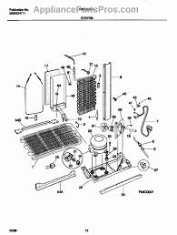 refrigerator wiring diagram parts periodic & diagrams science Frigidaire Refrigerator Wiring Diagrams frigidaire refrigerator parts list diagram very best simple wiring frigidaire refrigerator wiring diagram