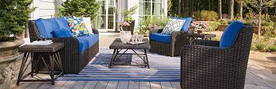 crate patio furniture. calistoga outdoor living room crate patio furniture