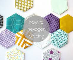 Hexagon Piecing Tutorial: 7 Steps (with Pictures) &  Adamdwight.com