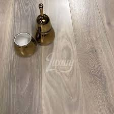 190mm white washed brushed and lacquered engineered european oak wood flooring 20 6mm thick