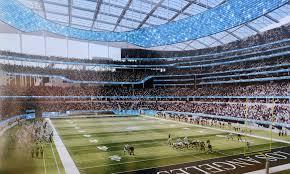 Take A Virtual Tour Of The Rams 2 6 Billion Stadium