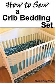 baby crib sets diy crib bedding