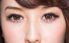 best makeup tips for women with brown eyes
