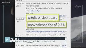 The first one is direct cancellation of the order in which case the purchase made is considered to be null and void, and any payment is reversed to the account. Verify Can You Be Charged A Convenience Fee For Using A Credit Card Wusa9 Com