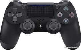 <b>Sony DualShock</b> 4 v2 (черный) [CUH-ZCT2E] <b>геймпад</b> купить в ...