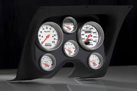 black panels fast lane west dash panels gauge wiring harness 67 68 chevy camaro blk dash w ultra lite gauges