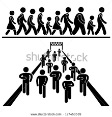 stock vector community walk and run marching marathon rally stick figure pictogram icon 127450559 walking stock images, royalty free images & vectors shutterstock on signs please walk printable