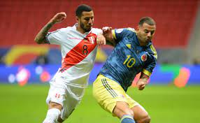 Colombia beat Peru 3-2 with Luis Diaz ...