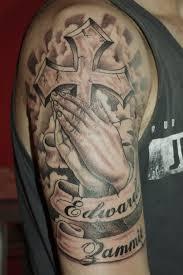 Sleeve Tattoo Designs For Men Tattoos Tatuaggi Cristiani