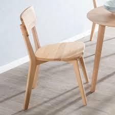 Holzstuhl Noci 1 Stuhl Küchenstuhl Esszimmer Stuhlsystem
