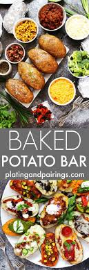 baked potato bar display. Simple Display Create A Grilled  Intended Baked Potato Bar Display S