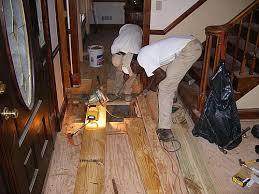 floor repair atlanta floor replaced