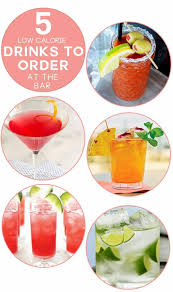 5 To Low Drinks The At Bar Charmingly Styled Order Calorie