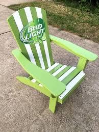 bud light folding chair bud light lime chair oversized chair and ottoman slipcover bud light folding chair