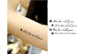 Zbožomatcz Voděodolné Tetování Style Skrzcz