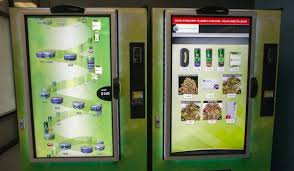 New Vending Machines Technology Impressive Washington Dispensaries Welcome New Pot Vending Machines Vaporizer