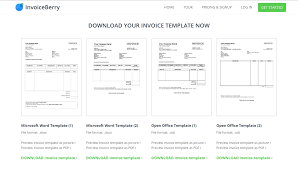 Best Free Invoice Templates Of 2019 Word Excel Pdf