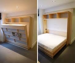 Homemade Murphy Bed