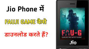 jio phone mein fauji kaise download kare