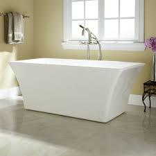 best square freestanding tub bathtub modern bathtub rectangular