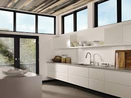 Fine Contemporary Galley Kitchens Indi Spacious Modern Kitchen Contemporarykitchen In Innovation Ideas