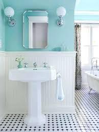 blue bathrooms. Tiffany Blue Bathrooms T