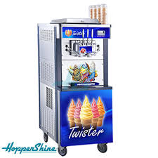 Ice Cream Vending Machine Manufacturers Adorable Softy Vending Machine Softy Machine Hoppershine Industries