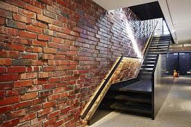 Captivating Brick House In Brilliant Brick Wall Design