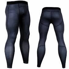 <b>New Summer</b> Fitness <b>Running</b> Sports Tights <b>Men</b> Jogging Skinny ...