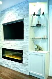 wall hung fireplace electric on fireplaces modern mounted ed gas canada