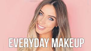 natural makeup tutorial for everyday work