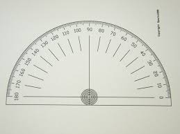protractor template. printable cam degree wheels and protractors | other files protractor template d