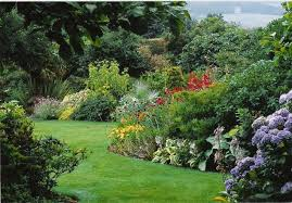 Small Picture Fascinating Backyard Garden Designs
