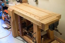 Roubo Workbench Kits From Reclaimed Red Oak  RECO BKLYNRoubo Woodworking Bench