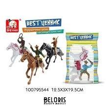 Набор ковбой с лошадью Best'Ценник (<b>S</b>+<b>S toys</b>) купить по низкой ...