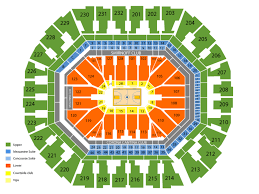 Oakland Arena Seating Chart Oracle Arena Seating Chart Cheap Tickets Asap