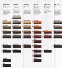 Joico Lumishine Color Chart Joico Lumishine Demi Color Chart Beautiful Of Joico