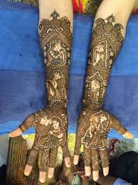 Full Hand Bridal Mehndi Designs Indian Wedding Top Bridal Mehndi Designs For Full Hands This Season