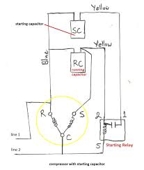 capacitor start capacitor run motor wiring diagram collection AC Motor How It Works capacitor start capacitor run motor wiring diagram collection single phase capacitor start run motor wiring