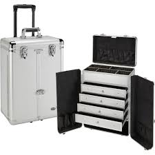 professional rolling makeup case with drawers professional rolling makeup case with drawers