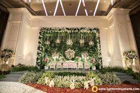 Small Picture Wedding stage for Christian and Felicia wedding reception with