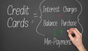 Credit Card Interest Calculator Credit Card Interest How Its Calculated How To Avoid Paying It