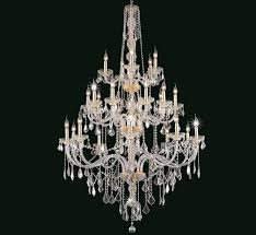grand crystal chandelier collection light extra large regal