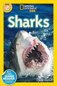 national geographic kids sharks written by anne schreiber