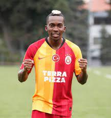 """Galatasaray SK auf Twitter: """"🌪 Onyekuru, 7⃣0⃣ numaralı formayı giyecek.… """""""