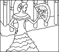 Small Picture Princess of Spain Coloring Page Printables Apps for Kids