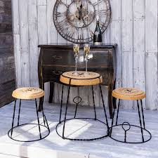 cork furniture. 5-3-Champagne-France-Chair-with-iron-framewrok- Cork Furniture