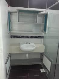 Aluminium Bathroom Cabinets Buy Bathroom Cabinet Product Online Johor Bahru Jb Johor On